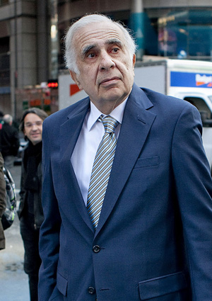 Ackman v. Icahn: Who's the Better Investor?