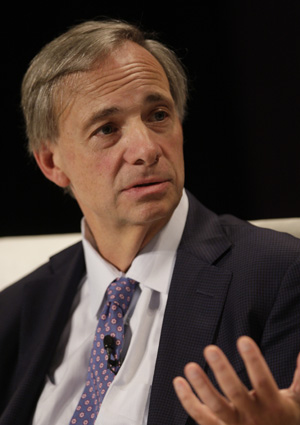 Ray Dalio's Bridgewater Is No. 1 in Net Earnings
