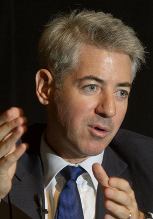 William Ackman Tallies Gains So Far This Year