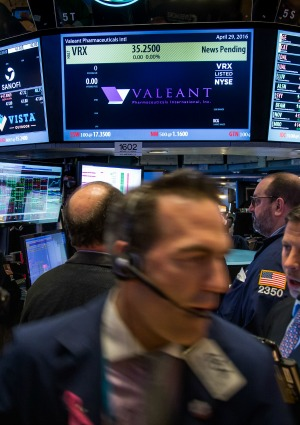 ValueAct's Valeant Problem