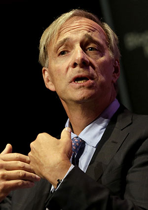 Ray Dalio's Bridgewater Extends Gains in Main Funds