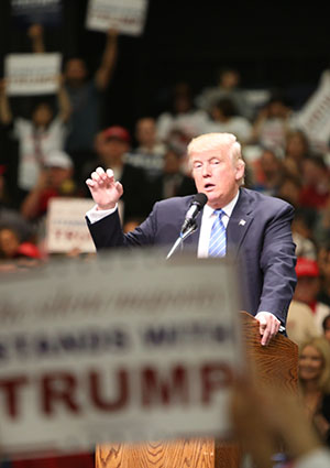 Trump Rally has Big Impact on Some Macro Funds