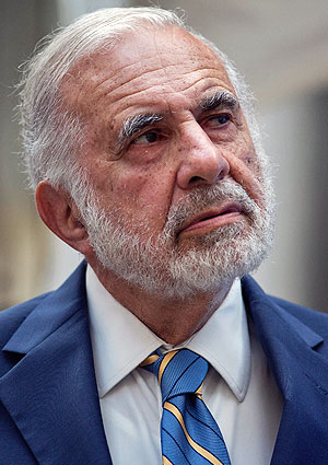 UBS Lifts Price Target on Carl Icahn's Publicly Traded Stock