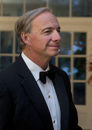 Ray Dalio's Bridgewater Funds Post Gains in February