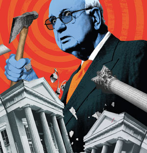 Volcker rules?