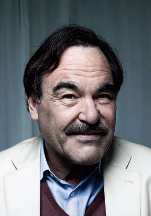 Oliver Stone on Wall Street - take 2 (Magazine Version)
