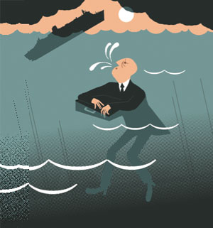 Sink or swim: Funds of funds face investor demands