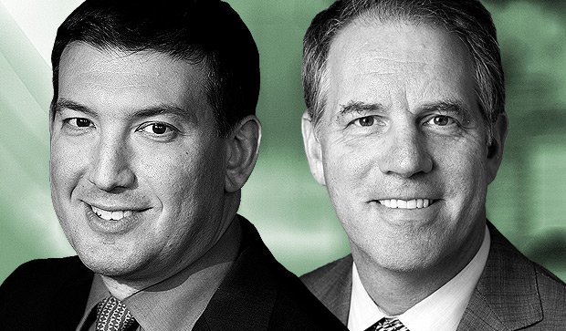 Apollo Global Names Two Executives Co-Presidents