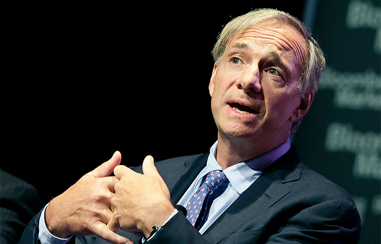 Ray Dalio (Peter Foley/Bloomberg)