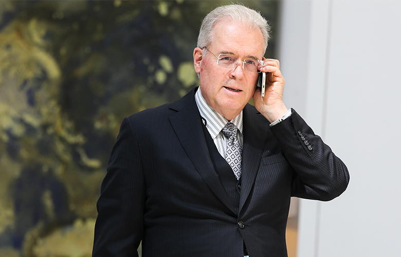 Renaissance Technologies' Robert Mercer to Resign as Co-CEO