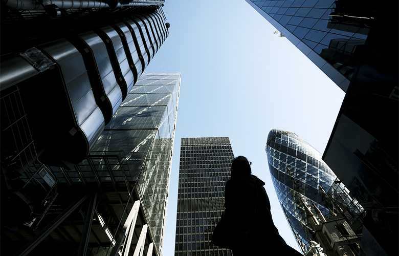 Commercial Real Estate Investors Turn Cold on London