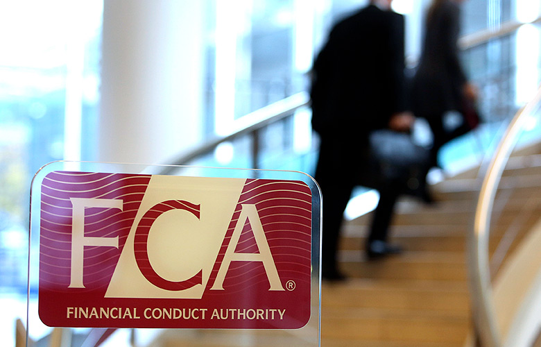 Headquarters of the Financial Conduct Authority (FCA) in the Canary Wharf business district in London, U.K. (Photo Credit: Chris Ratcliffe/Bloomberg).