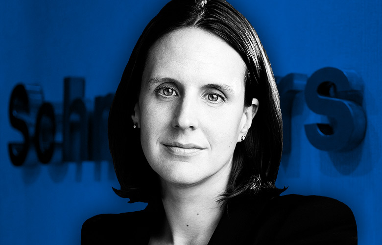 Jessica Ground, global head of Stewardship at Schroders