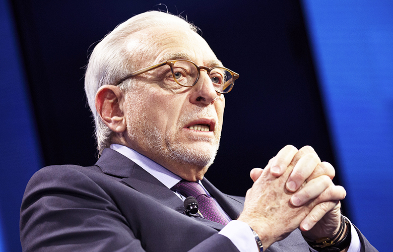 Nelson Peltz, chief executive officer of Trian Fund Management (Patrick T. Fallon/Bloomberg).