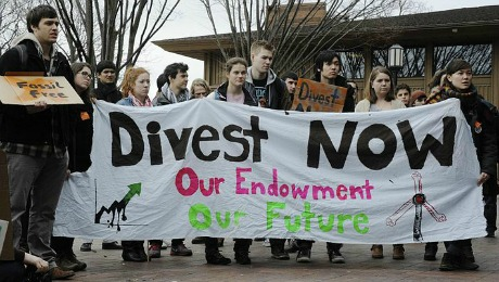 Greenwashing Stanford's Endowment