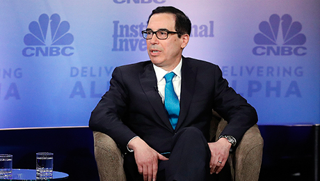 Steven Mnuchin: Hedge Funds Will Lose Tax Benefits