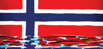 Norwegian Sovereign Fund Discovers Water