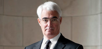 Alistair Darling: Britain's Crisis Chancellor