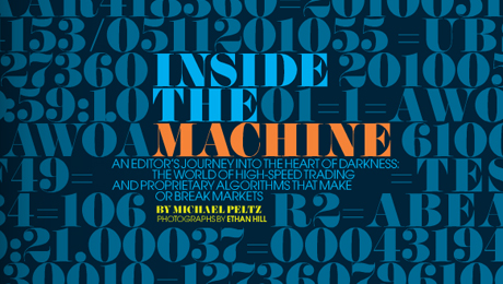 Inside the Machine: A Journey into the World of High-Frequency Trading