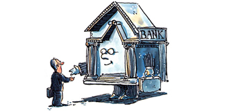 Private Equity Firms Are Busy Buying Up Banks