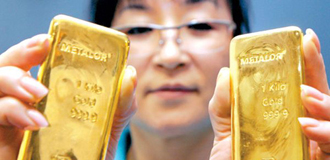 Hedge Funds and Institutional Investors Go for the Gold