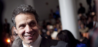 Andy Cuomo Taps Wall Street