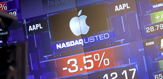 Hedge Funds Take Bite Out of Apple Holdings