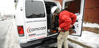 Telecom Companies May Have an Edge Over Cable