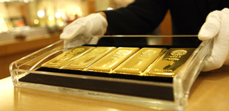 Paulson's Gold Hedge Fund Surges in February