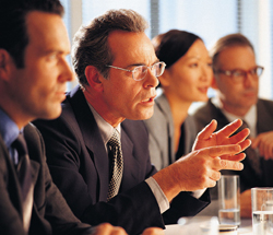Investors Get Price-Sensitive Information from Company Meetings