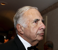 Icahn Seeks Four Seats on Forest Labs Board