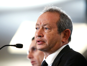 Billionaire Naguib Sawiris is Doubling Down on Egypt