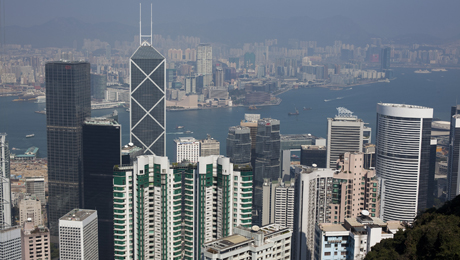 Hong Kong Rises as a Hedge Fund Center