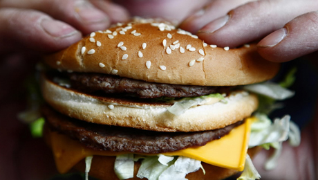 Big Mac Index Tests Swiss Franc, Indian Rupee