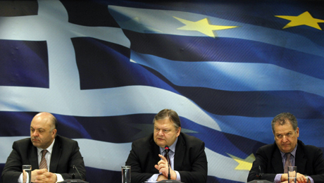 Equity Prices Still Falling in Euro Zone After Greece Deal