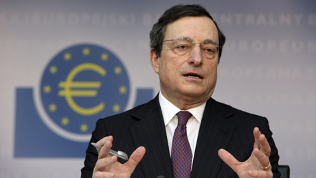 Draghi Can Talk Up Recovery Only So Much