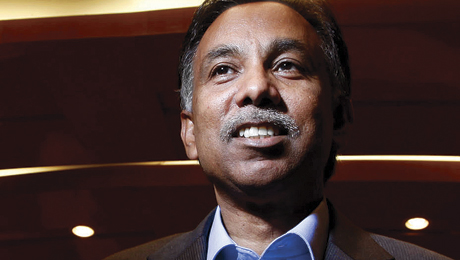 Infosys CEO S.D. Shibulal Pursues Global Consulting