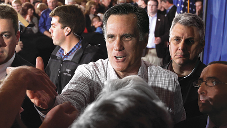 Hedge Fund Execs Giving Soft Bucks to Romney