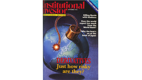 "From the Archive: ""Why Derivatives Rattle the Regulators,"" September 1992"