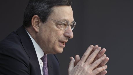 Euro Zone May See Years Without Growth, Says ECB