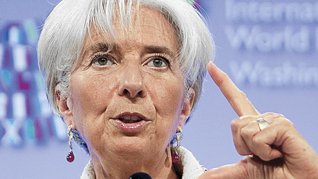 Fresh EU Tension Shows Limits of IMF Relief