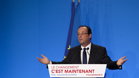 If Hollande Wins, Clashes With ECB's Draghi Are Inevitable