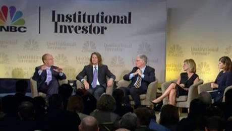 VIDEO: Delivering Alpha and the End of America
