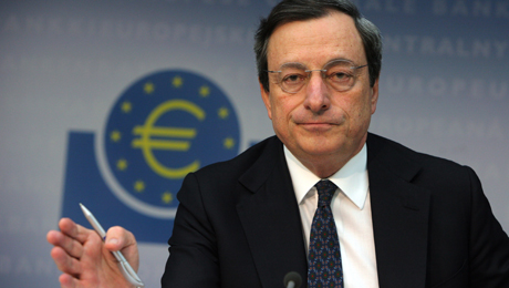 After Talks of Rates, Pay Heed to Mario Draghi's Labor Talk