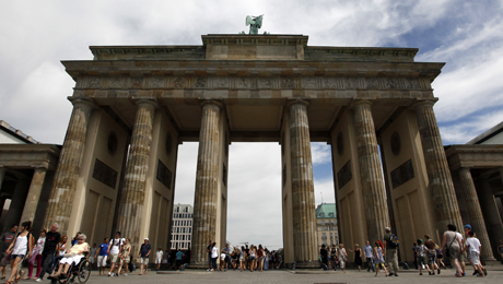 German Economy Resilient in Face of Euro Crisis