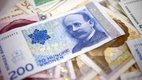 Careful, Dull Norwegian Krone Grows More Attractive
