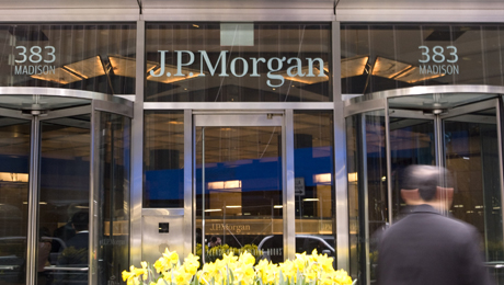 J.P. Morgan Is No. 1 in U.S. Fixed-Income Sales