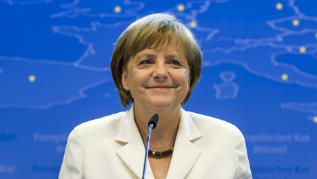 Merkel Races the Clock to Save the Euro