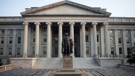 How Long Can U.S. Treasuries Remain a Safe Haven?