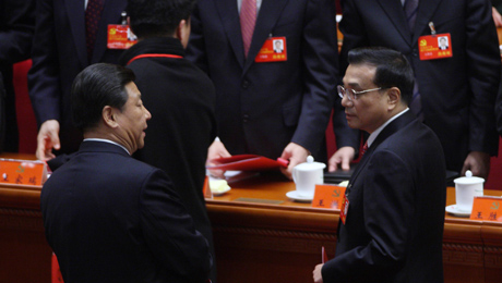 China's New Leaders Seen Pushing Economic, Not Political, Reforms